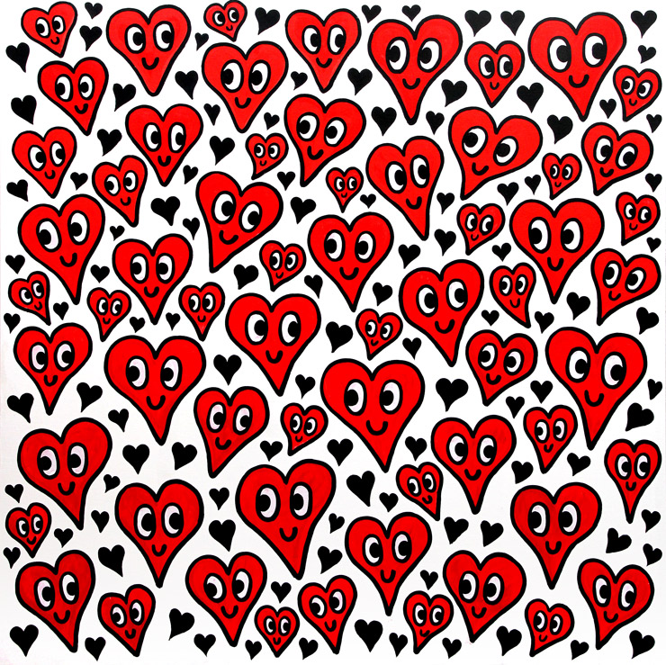 2014_0003_Happy-Hearts(red)_159.5x159.5cm_Acrylic-on-Canvas_2014.jpg